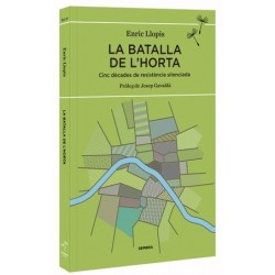 Llibre La batalla de l'Horta