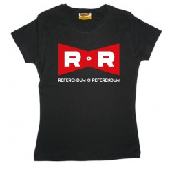"Samarreta noia ""Referèndum o referèndum"""