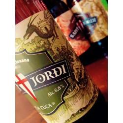Ampolla 75cl cervesa artesana Sant Jordi - Arrels