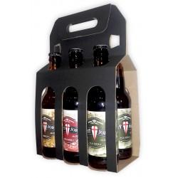 Pack de 6 cerveses artesanes Sant Jordi