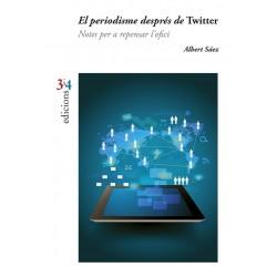 Llibre el periodisme després de Twitter