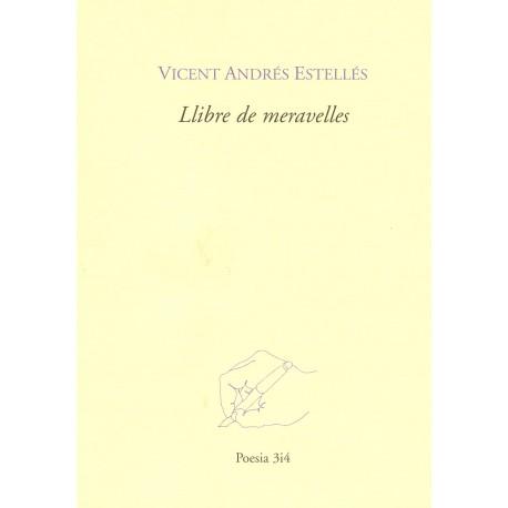 Llibre El Llibre de meravelles, de Vicent Andrés Estellés