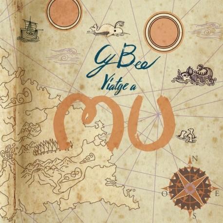 CD CyBee - Viatge a Mu