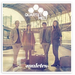 CD Quartet Mèlt - Maletes
