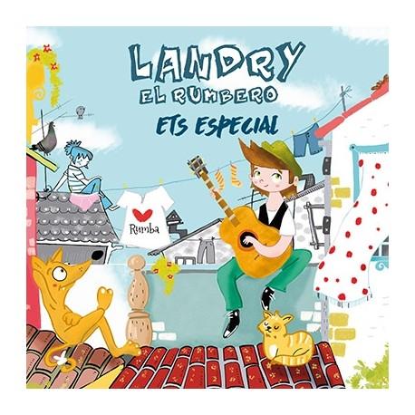 CD Landry el Rumbero - Ets Especial