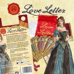 Joc de taula Love Letter català