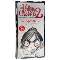 La Fallera Calavera 2 - AMPLIACIÓ del Joc de taula La Fallera Calavera