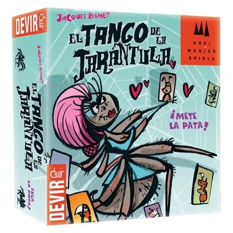 Joc de taula el tango de la taràntula
