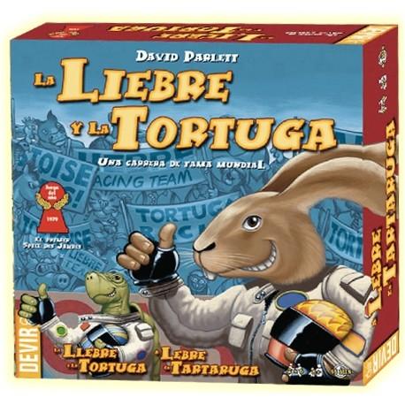 Joc de taula La llebre i la Tortuga