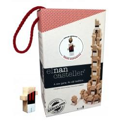 El nan casteller - Joc de 40 peces edició especial REUS DEPORTIU