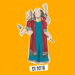 Samarreta d'En Gerió de Girona