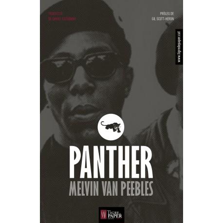 Llibre Panther, de Melvin Van Peebles