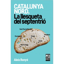 Lllibre Catalunya Nord. La llesqueta del septentrió