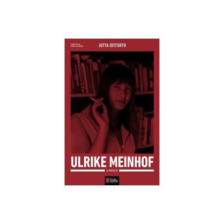 Llibre Ulrike Meinhof, la biografia