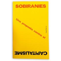 Llibre Sobiranies. Una proposta contra el capitalisme