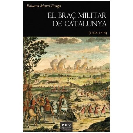 LLibre El braç militar de Catalunya