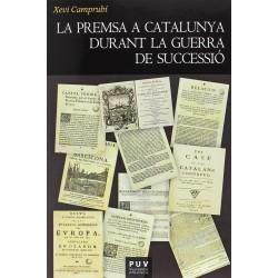 LLibre La premsa a Catalunya durant la Guerra de Successió