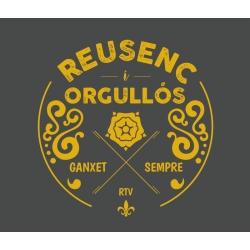 Samarreta Reusenc i orgullós