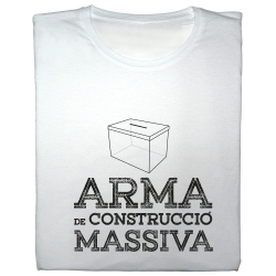 Samarreta arma de construcció massiva