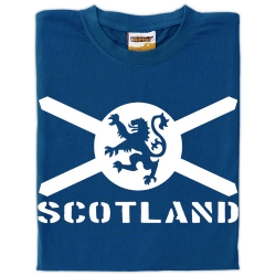 Samarreta Scotland - Lleó