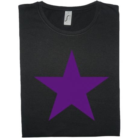 Samarreta NOIA estel violeta