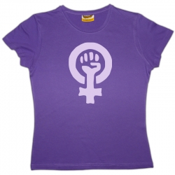 Samarreta NOIA símbol feminista