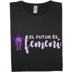 Samarreta NOIA el futur és femení