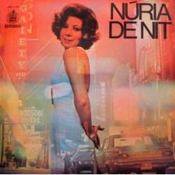 """CD Núria Feliu """"Núria de nit"""""""