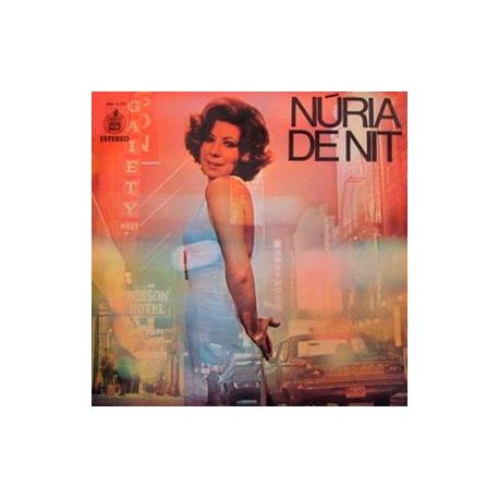 CD Núria Feliu Núria de nit