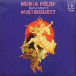 CD Núria Feliu Homenatge a Mistinguett