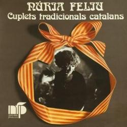 CD Núria Feliu Cuplets tradicionals catalans