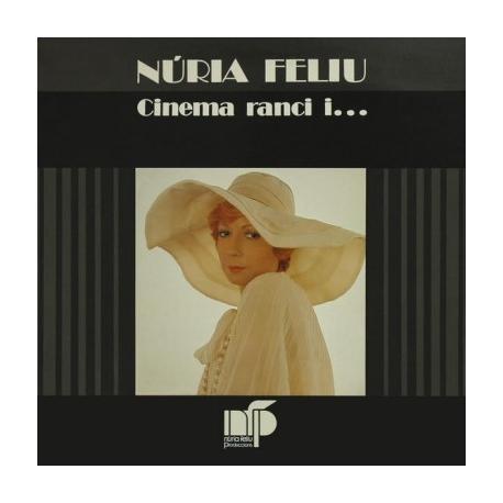 CD Núria Feliu Cinema ranci i cinema d'avui