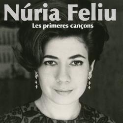 CD Núria Feliu Les primeres cançons