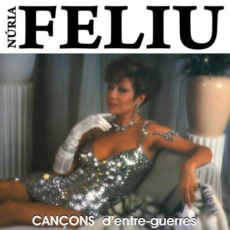 CD Núria Feliu Cançons d'entre guerres