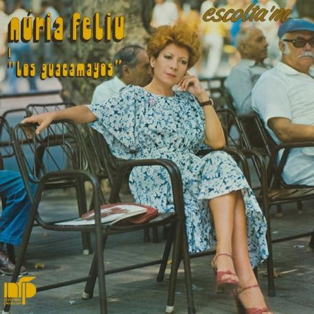 CD Núria Feliu Escolta'm
