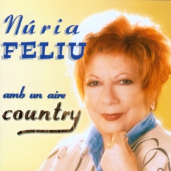 CD Núria Feliu Amb un aire Country