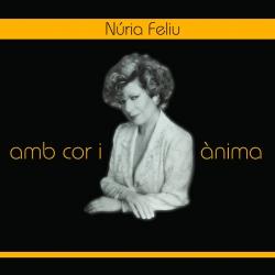 CD Núria Feliu Amb cor i ànima