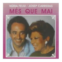 CD Núria Feliu Més que mai