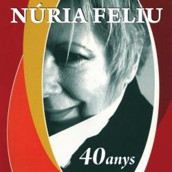 CD Núria Feliu 40 anys