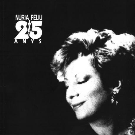 CD Núria Feliu 25 anys
