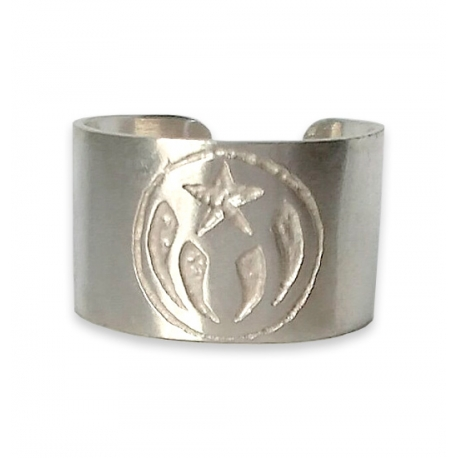 Anell de plata Estelada