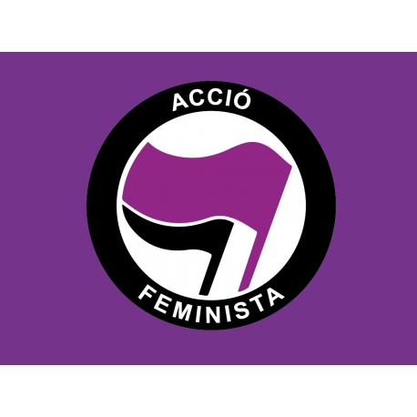 Bandera Acció Feminista