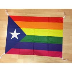 Bandera estelada blava - Arc de Sant Martí