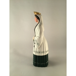 Figura de goma de la Geganta de Vic