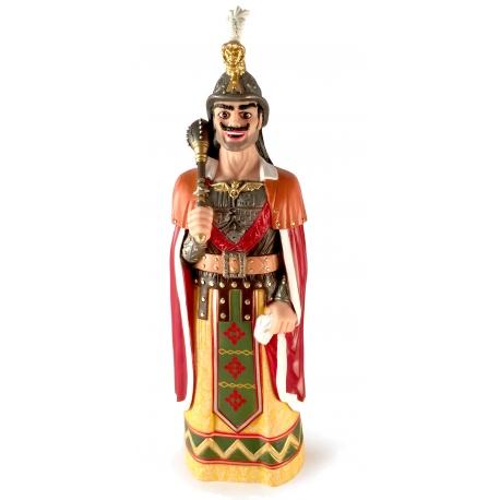 Figura de goma del Gegant de Solsona