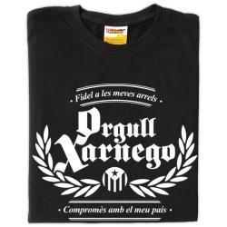 Samarreta unisex Orgull xarnego