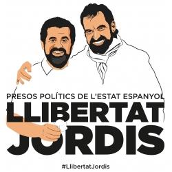 Samarreta unisex Llibertat Jordis