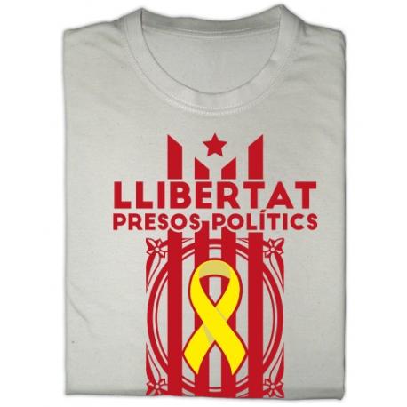 Samarreta Llibertat presos polítics