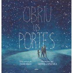 Llibre Obriu les portes, de Txarango i Gemma Capdevila