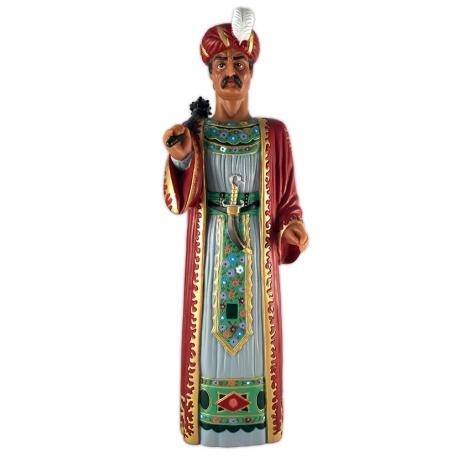 Figura del gegant de Vilanova i la Geltrú